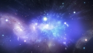 Космос Туманность Андромеды