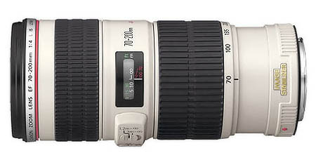 Canon EF 70-200 f 4L IS USM