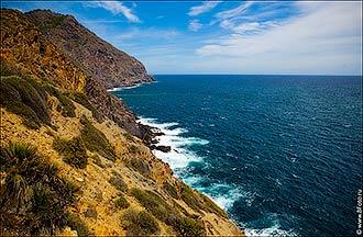 Фотобанк, фото большого разрешения, море и горы