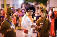 Парад маскарадных костюмов