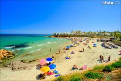photo Летние пейзажи с морем пляжами, фото Испании большого размера