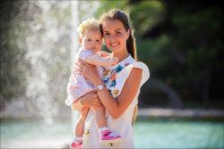 Семейная фотосессия в Испании, фотограф в Торревьеха, фотосъемка