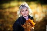 Осенняя фотосессия на природе в парке