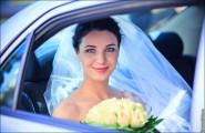 Свадебные фотографии Just married, Андрей и Марина